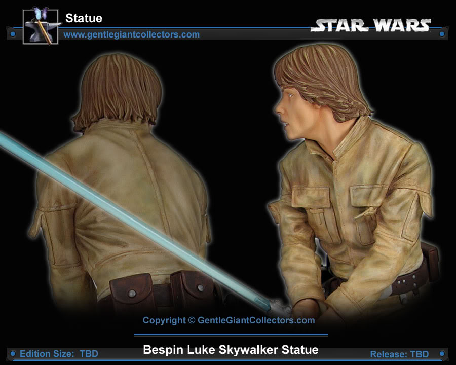 Luke Skywalker Bespin Statue Luke3stat-1