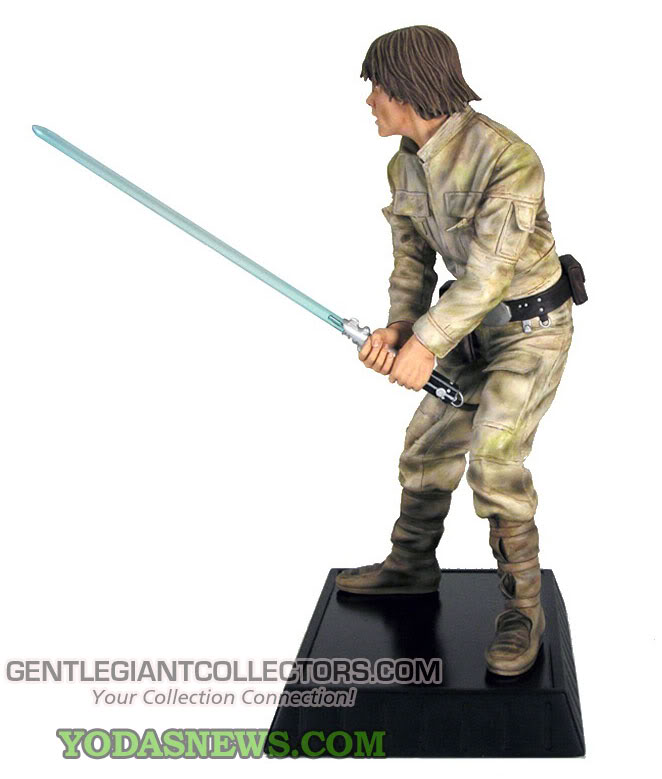 Luke Skywalker Bespin Statue Luke3stat