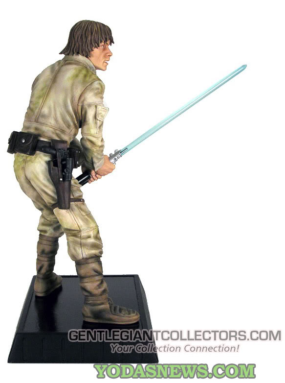 Luke Skywalker Bespin Statue Luke4stat