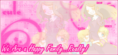 Lucky Rainbow Happyfamily