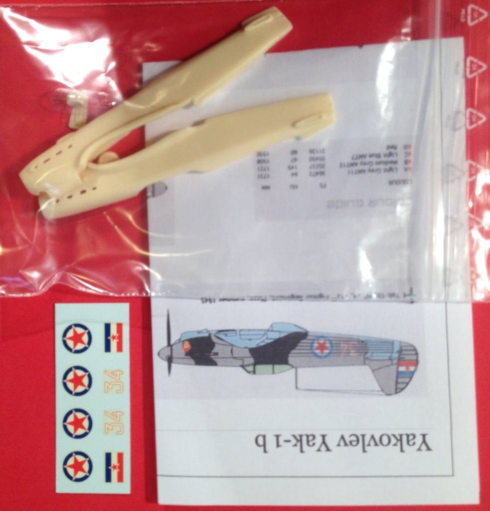 Prodaja - Yak-1b 1/72  IMG_9135