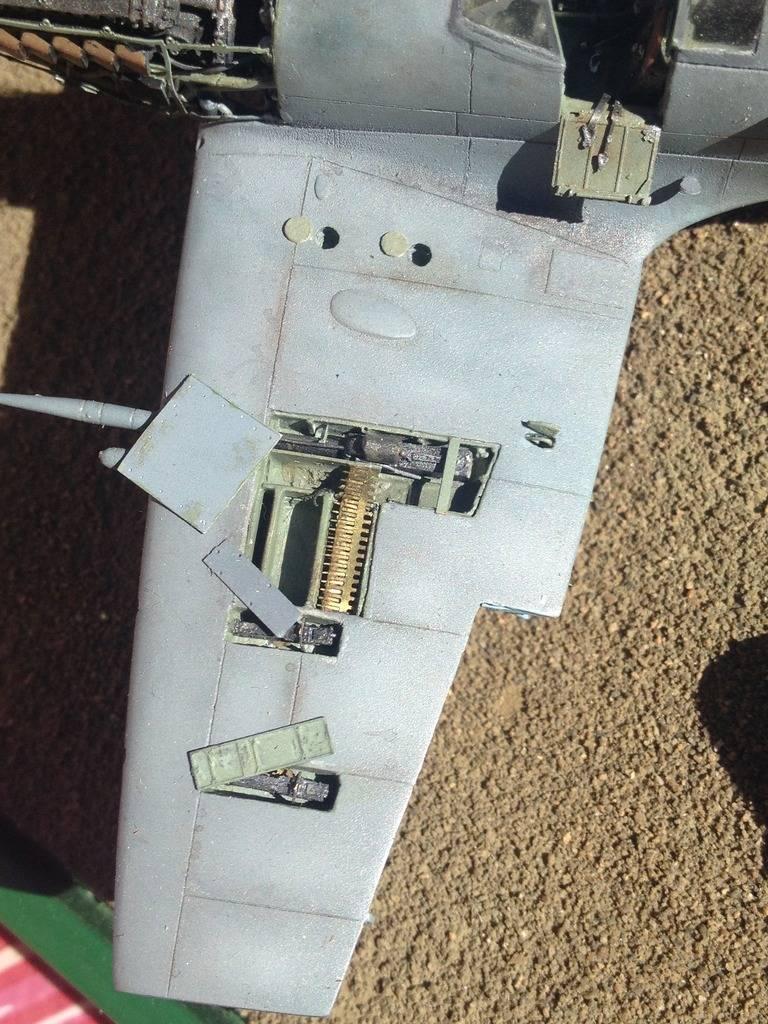 1/72 diorama Spitfire Mk.V  8