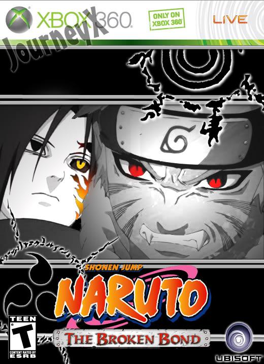 Naruto The Broken Bond NarutoTBB-Mix-X