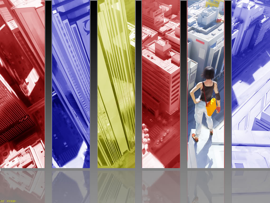 In the Edge~Mirrors edge Wallpaper By Rubik Sinttulo-1