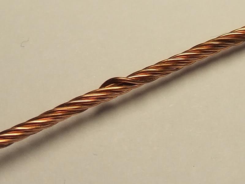 Имитация тросов из капроновой нити. DSCF1471