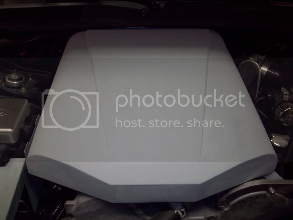 The Return of the 3gCustomz 3.5L V6 Engine Cover 100_1275-1