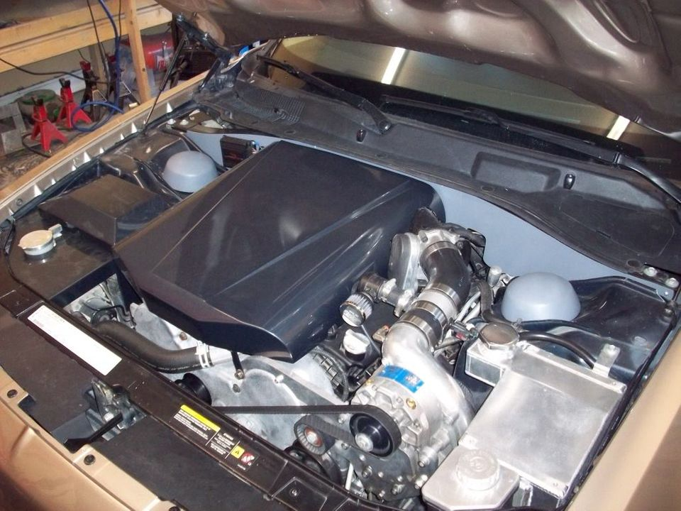 The Return of the 3gCustomz 3.5L V6 Engine Cover 101_0011