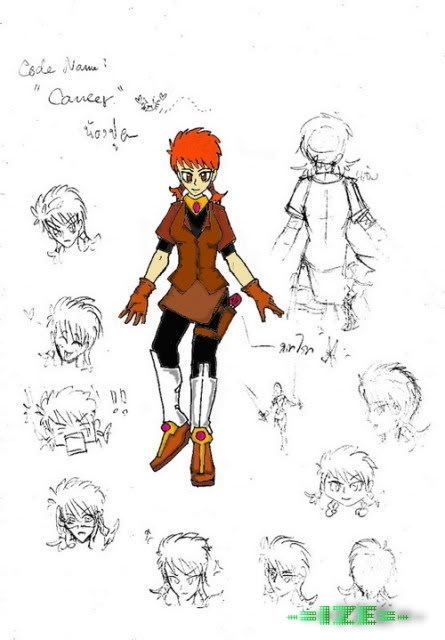 """[Character]""""น้องปู--CANCER""""[Complete+แอบมาspoil turn 3/2] Ize-01-cancer1"""
