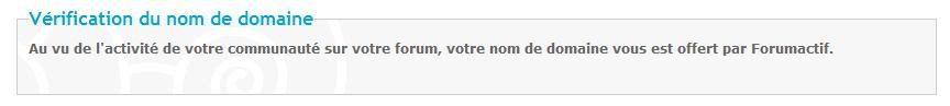 Le nom du forum bientot sous .Com! Collapseoftimenomdedomaine