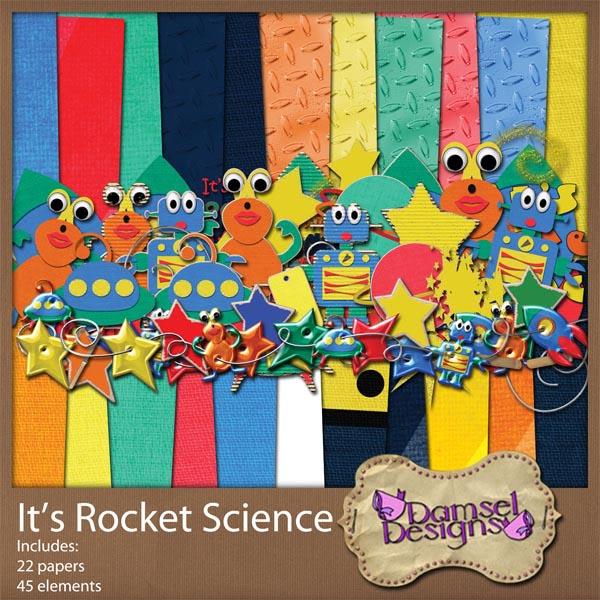 Damsel Designs Products DD_ItsRocketScience_kit