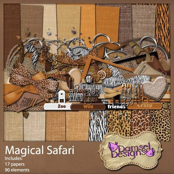 Damsel Designs Products DD_MagicalSafari_kit