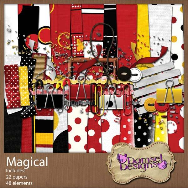 Damsel Designs Products DD_Magical_kit