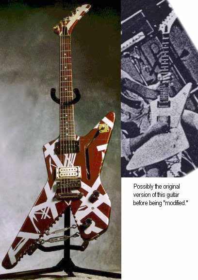 Gitarnya Eddie Van Halen dari masa ke masa!! (With PIC) Guitar-destroyer