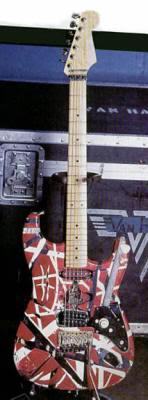Gitarnya Eddie Van Halen dari masa ke masa!! (With PIC) Guitar-frankredstrat