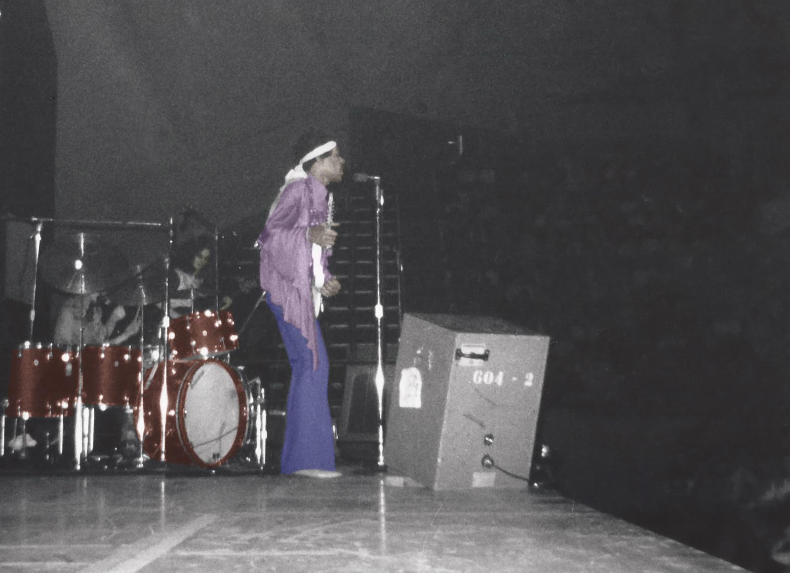 Detroit (Cobo Arena) : 2 mai 1969  5db61c7c241d762baaab67d286855275