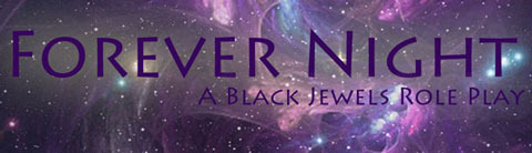 Forever Night: A Black Jewels Trilogy Roleplay Adbanner