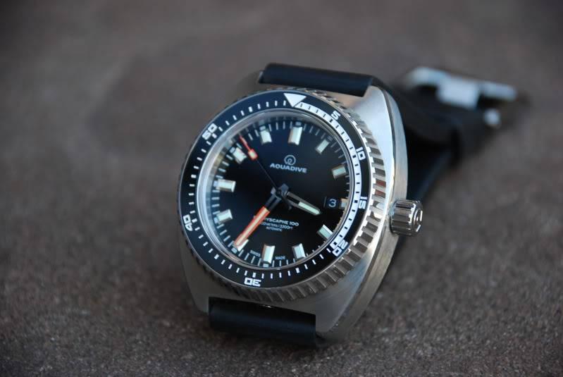Aquadive watches AquadiveBS1006