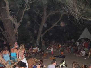 Arambol expérience vol 2, projet audio-vidéo réalisé en Inde! PARTY_web