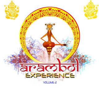 Arambol expérience vol 2, projet audio-vidéo réalisé en Inde! Cover_arambolVol2_web
