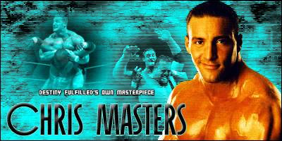 Master returns ChrisMasters