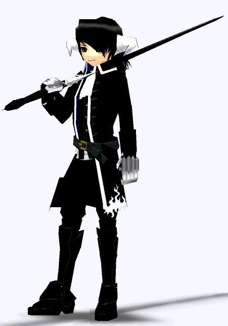 Mabinogi Character Simulator! Arkelino