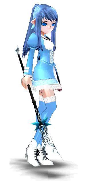 Mabinogi Character Simulator Fashion!(Dream Characters) Tear3