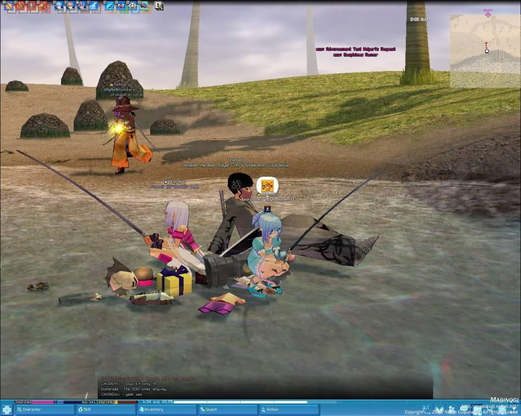 Fishing event! Mabinogi_2010_09_30_001