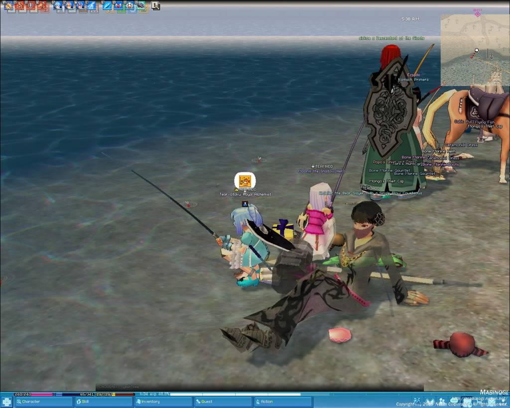Fishing event! Mabinogi_2010_09_30_002