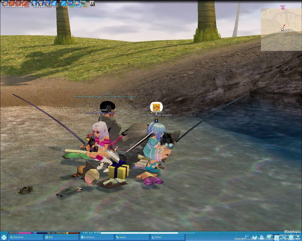 Fishing event! Mabinogi_2010_09_30_003