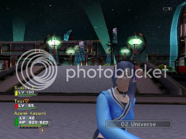Tear and Ni's Adventure in PSU PsuIlluminus2008-08-0110-02-43-42