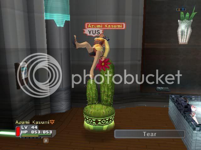 Tear and Ni's Adventure in PSU PsuIlluminus2008-08-0111-31-50-55