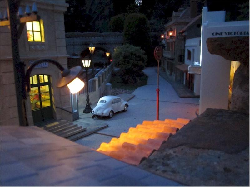 La construcció d'una estació utilitzant PVC Foamboard - Página 4 12street_side_at_night