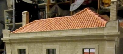 La construcció d'una estació utilitzant PVC Foamboard - Página 3 Roof_wip