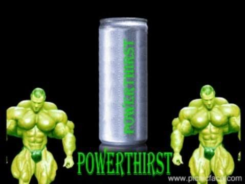 Post YOURSELF! Powerthirst