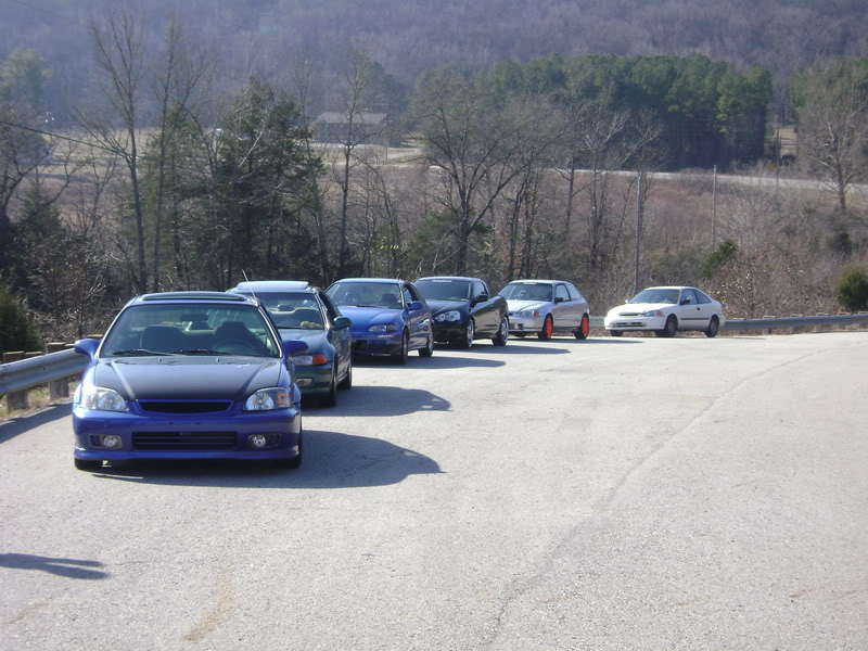 pics from a honda meet/ pig trail run from a while back DSC01594