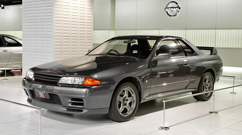 **Official EPIC Automotive Car Pr0nz Thread** Nissan_Skyline_R32_GT-R_001