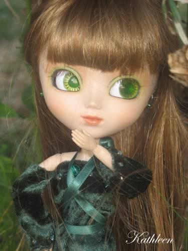 Aileen, la renaissance d'une elfe... Pullip Custom Latte ;) 1285