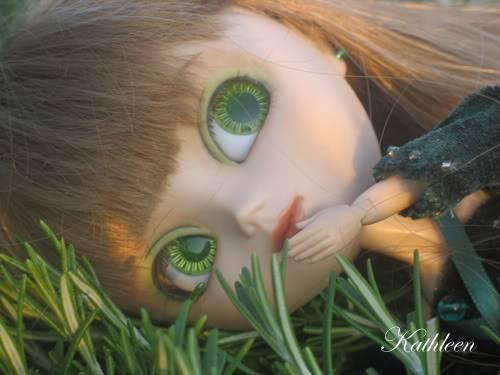 Aileen, la renaissance d'une elfe... Pullip Custom Latte ;) 1311
