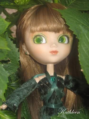 Aileen, la renaissance d'une elfe... Pullip Custom Latte ;) 788