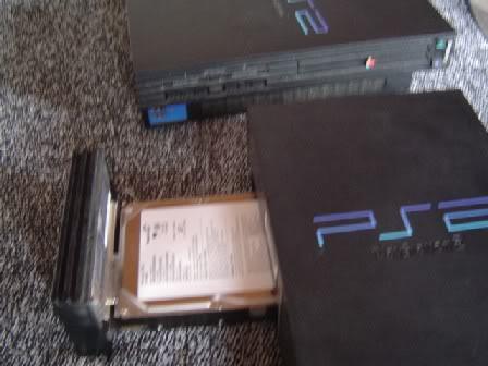 [PS2] limpeza da PS2 Fat 02