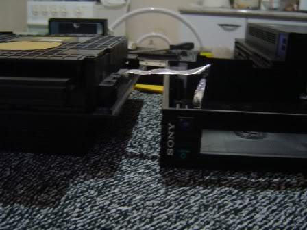 [PS2] limpeza da PS2 Fat 07