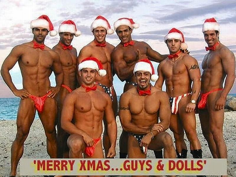 ¡Feliz Navidad! Sexy_Guy_Santa_5