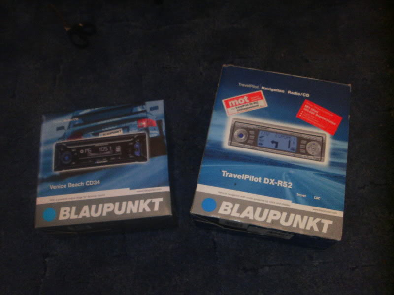 2 'never been used' in the box blaupunkt stereos for sale 10