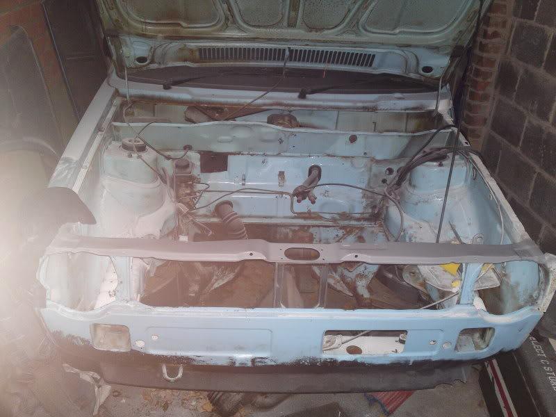 1979 Florida Blue MK1 Golf 30122009154