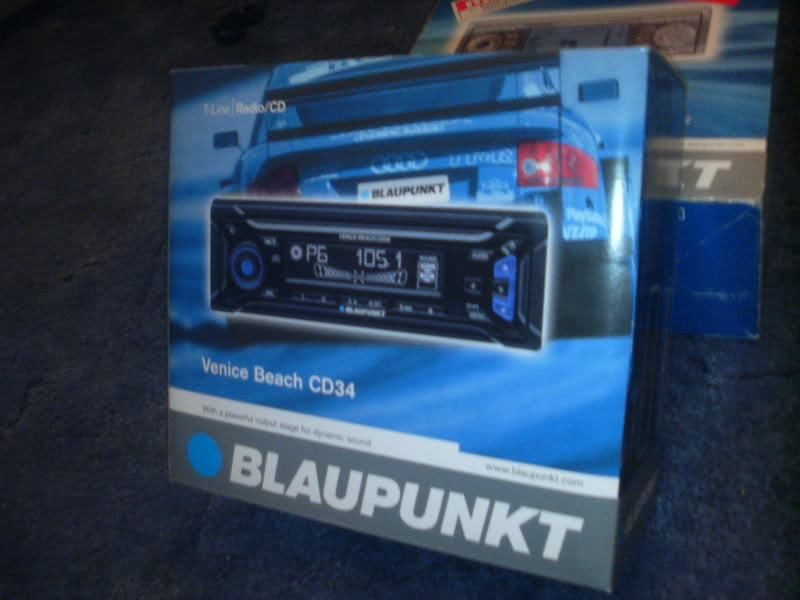 2 'never been used' in the box blaupunkt stereos for sale 8