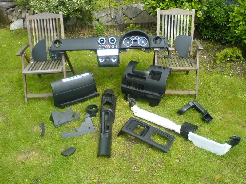 tt dash and centre console for sale DSC02576