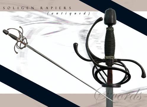 Sec's Weapon(Rapier;Reaper) BlackRapier