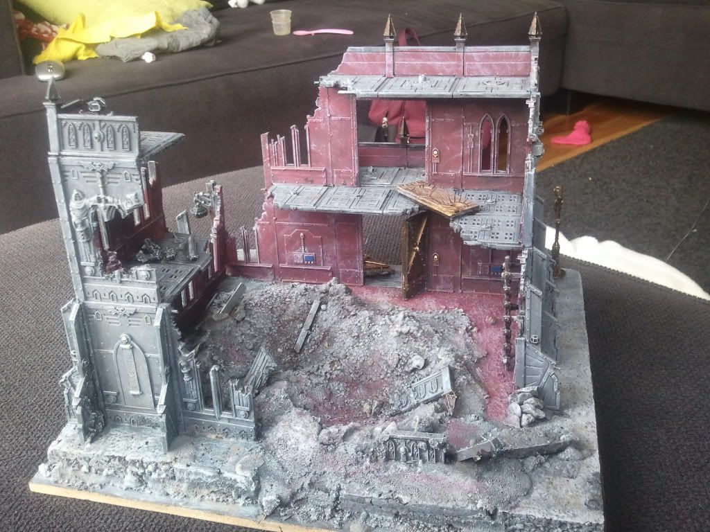 Arachas HAS been filling his gaming table 2012-01-05114521