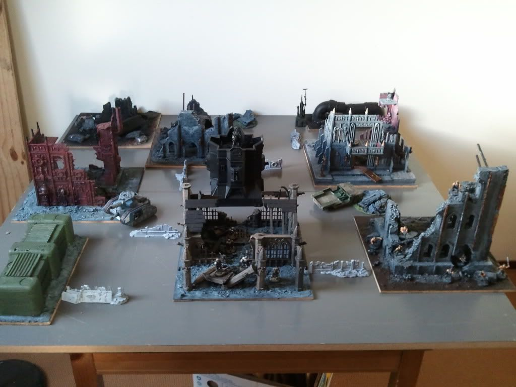 Arachas HAS been filling his gaming table 2012-01-14145828