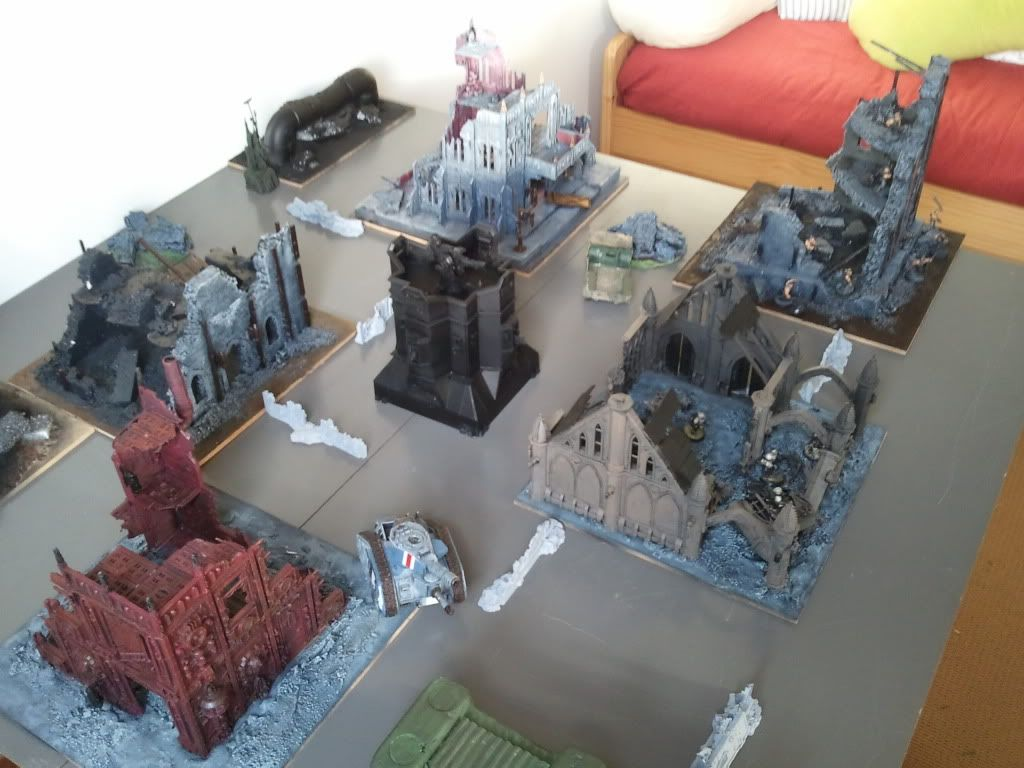 Arachas HAS been filling his gaming table 2012-01-14145901